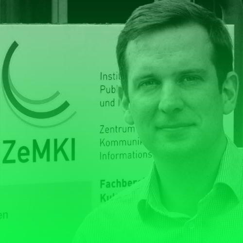 Leif Kramp   Dr. Leif Kramp ist Kommunikations- und Medienwissenschaftler, Historiker und Journalismusforscher. Er arbeitet als Forschungskoordinator am Zentrum für Medien-, Kommunikations- und Informationsforschung (ZeMKI) der Universität Bremen. Er ist Autor und Mitherausgeber diverser Fachbücher und Studien zur Transformation von Medien und Journalismus.  Twitter:   @leifkramp