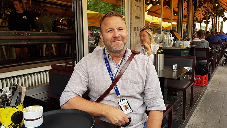 Patrik Nilsén, Huddinge Ekonomibygg