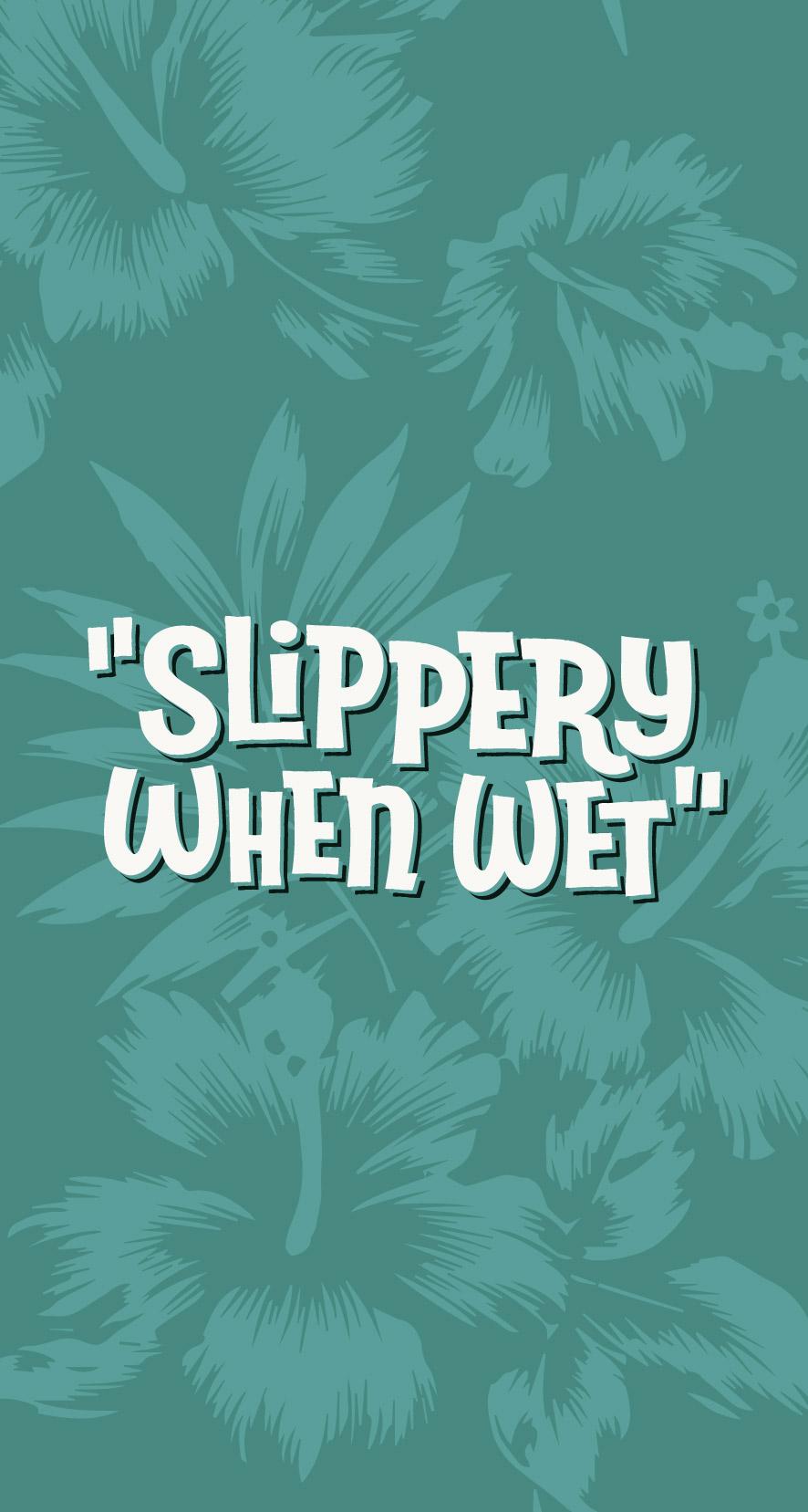 Slippery When Wet  1958