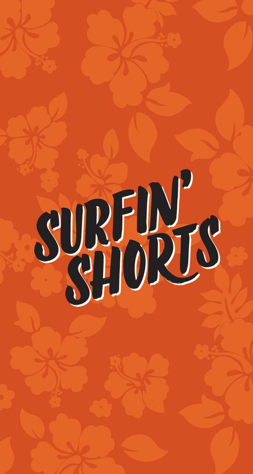 Surfing Shorts 1960