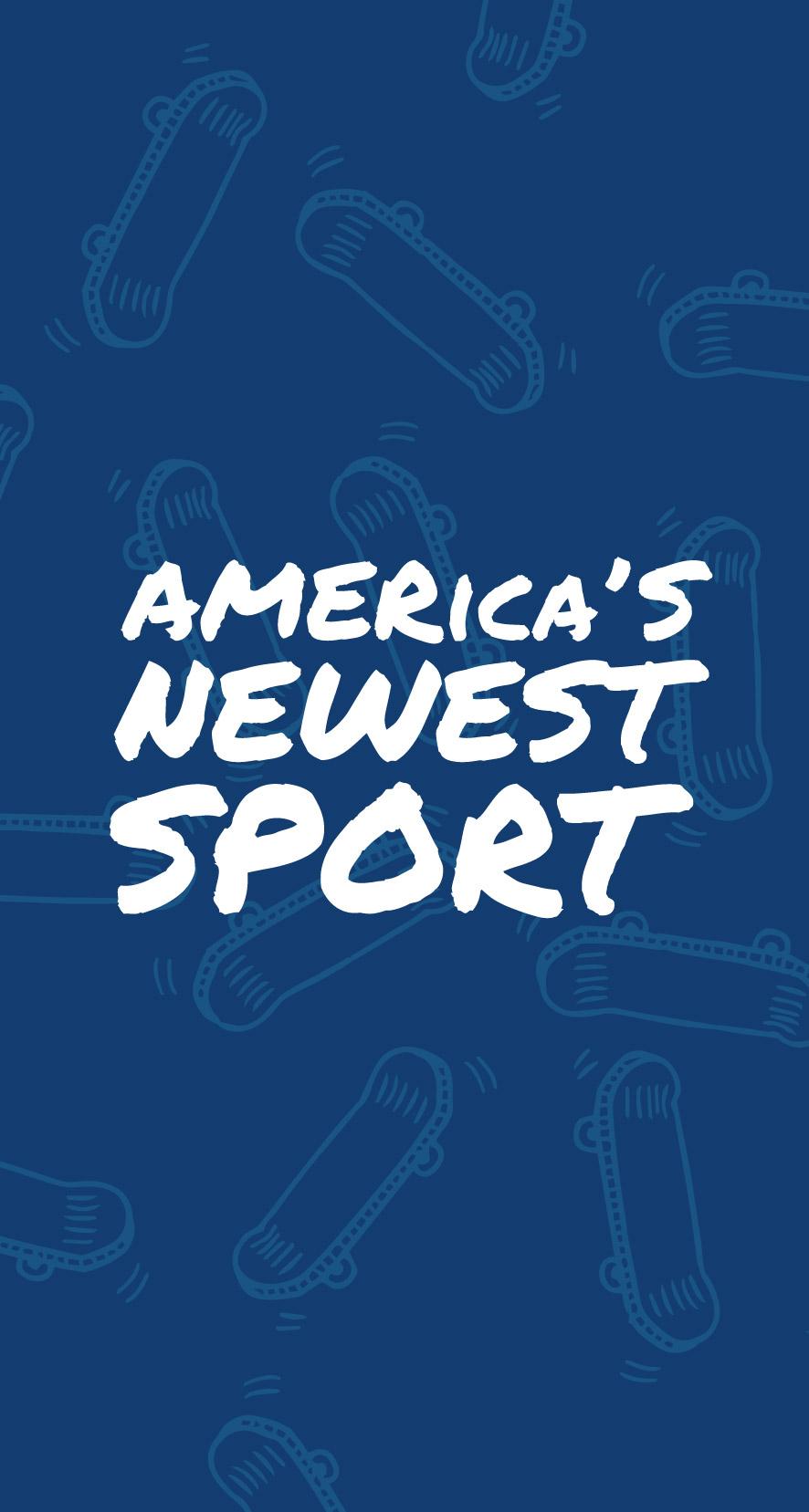 America's Newest Sport  1962