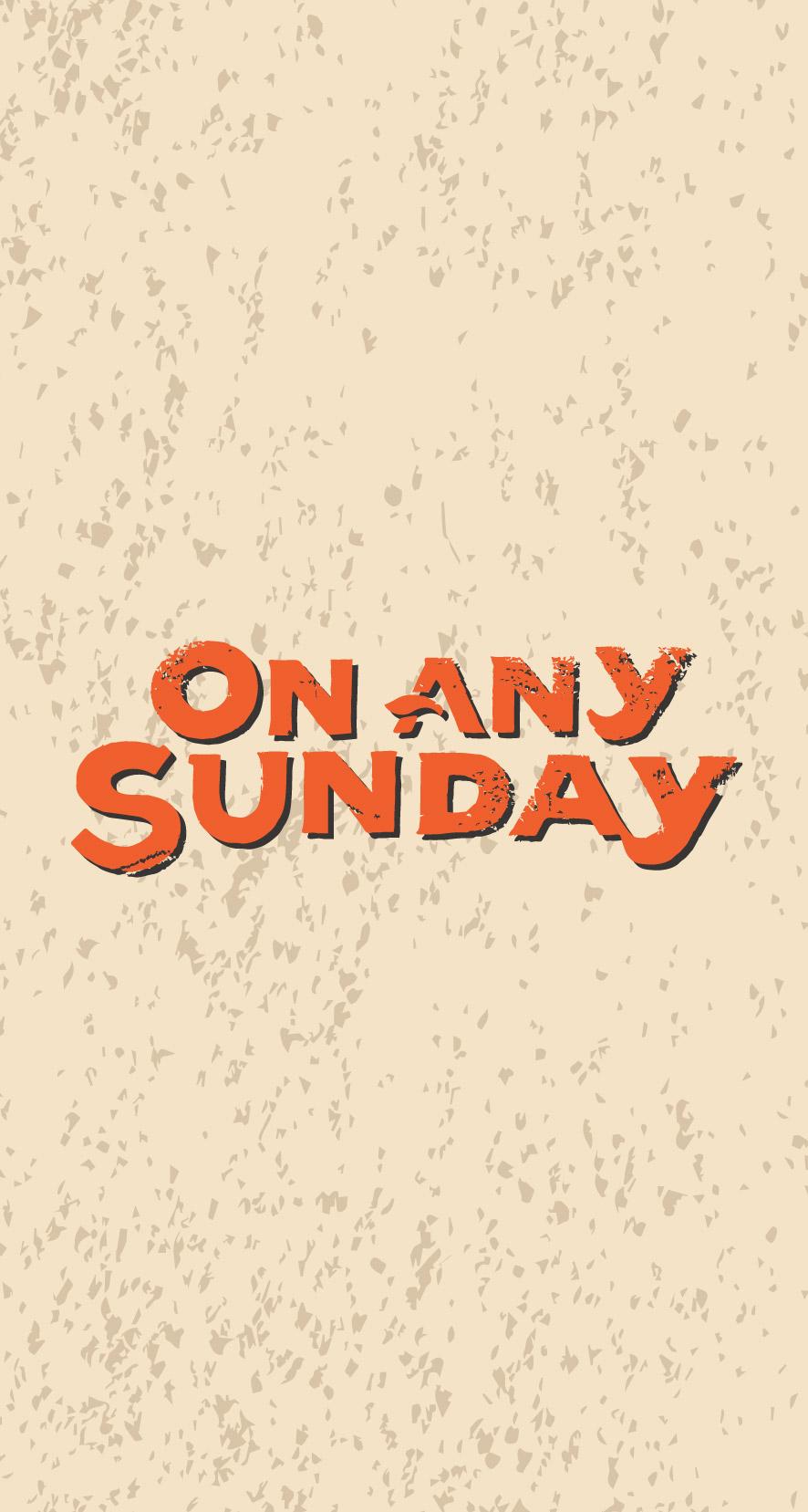 On Any Sunday  1972