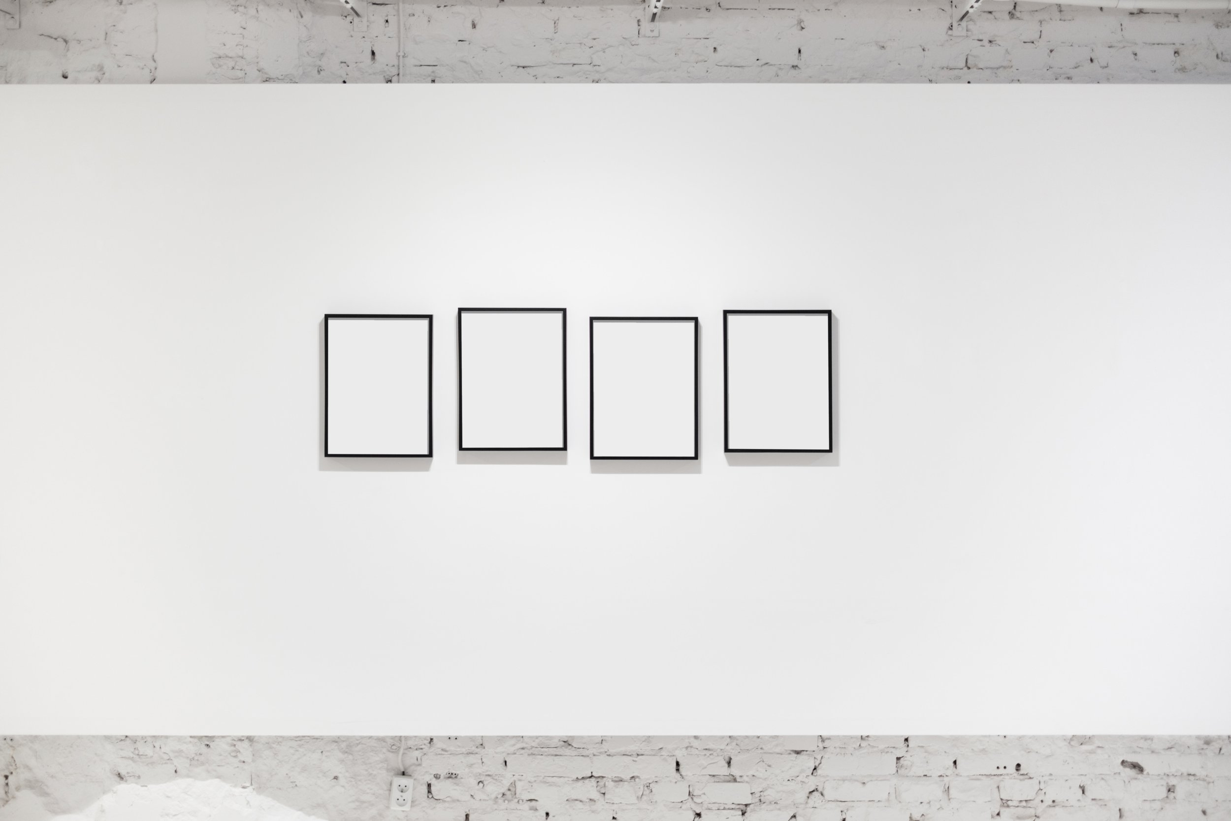 Photo:  Art gallery template, insert your own images  by  Samuel Zeller , Licensed under CC0