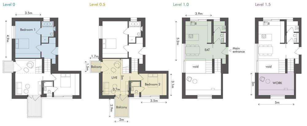 Weston Street - Floor Plan - Apt 4.jpg