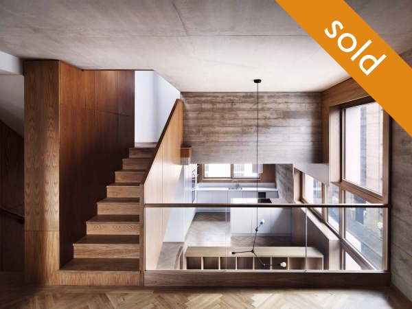 Weston Street SE1  2 bed | 1274 Sq Ft | AHMM Apartment 1 | Sold Share of freehold