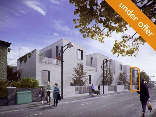 Blenheim Grove SE15  2/3 Bed | 1041 Sq Ft | Poulsom Middlehurst House 56 | Under offer Freehold | Custom build