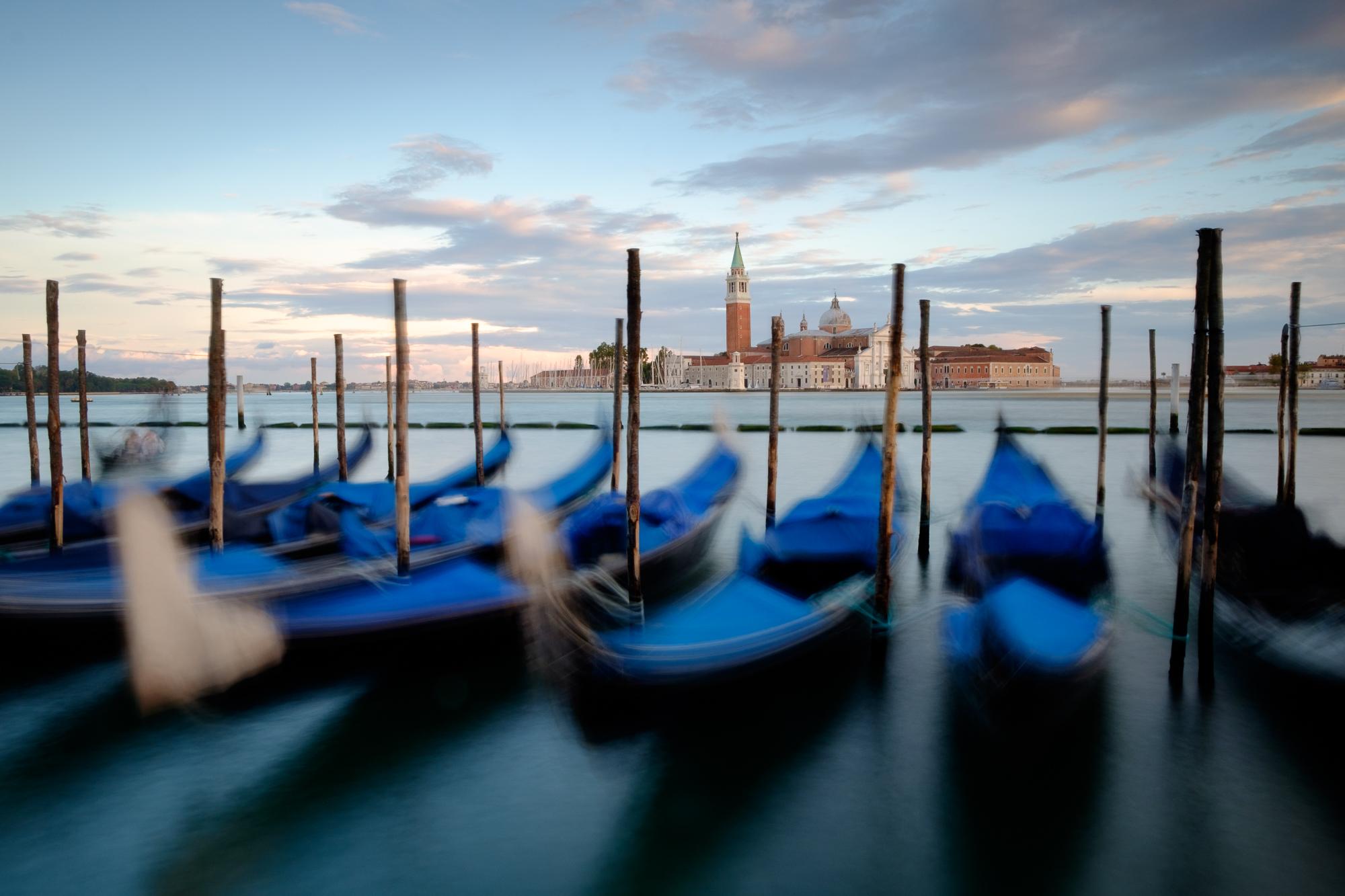 September - Venice, Italy