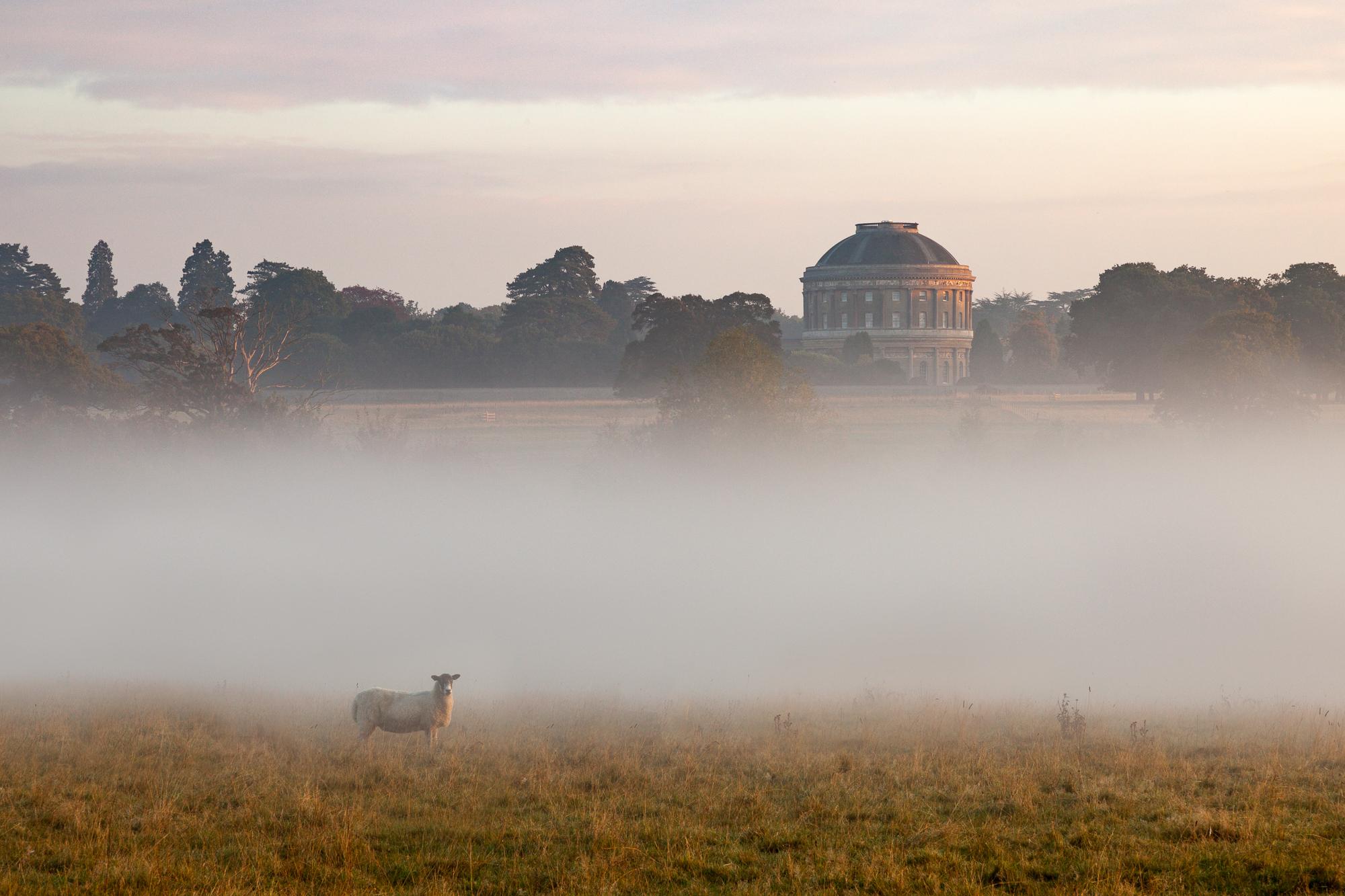 October - Ickworth House, Suffolk