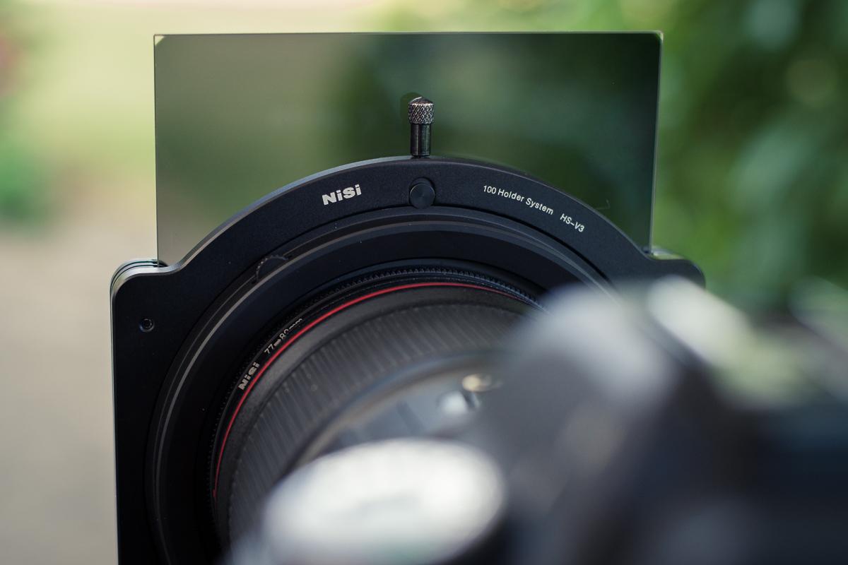 Nisi filter holder and filter