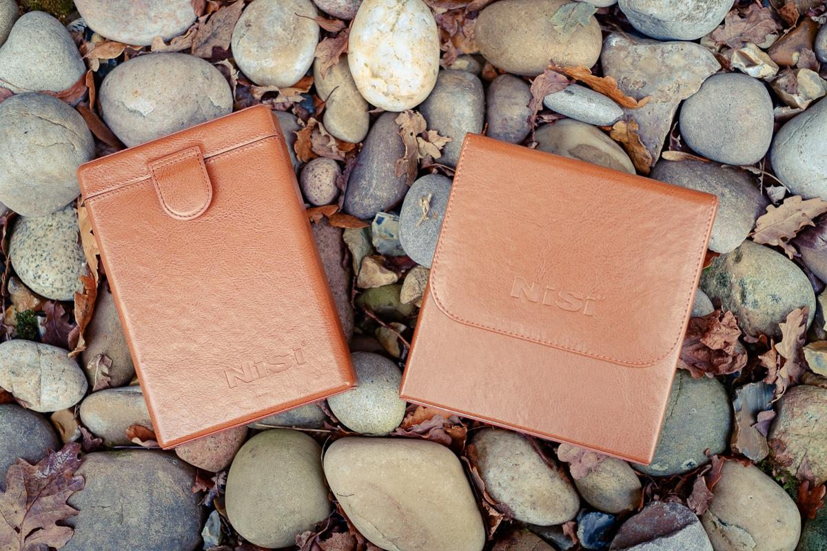 Nisi filter case (left) and Filter holder case (right)
