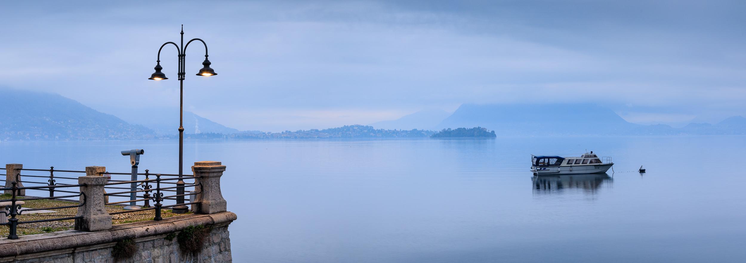 Lake Maggiore panorama