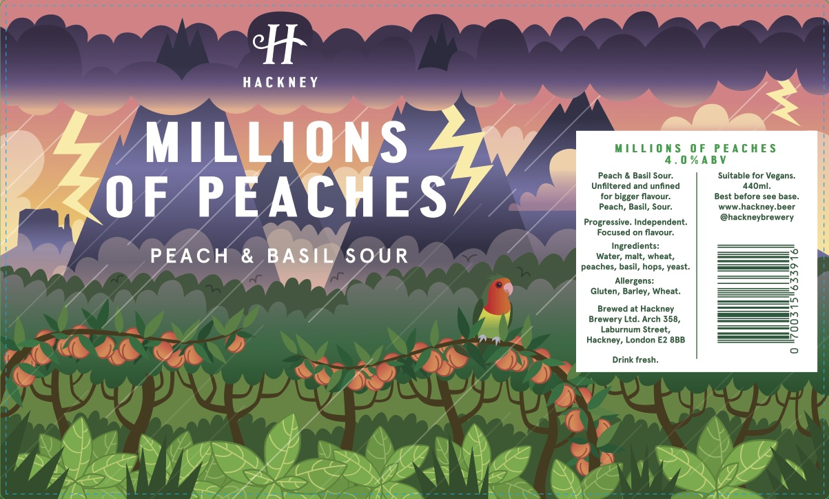 Hackney Brewery 440ml Millions of Peaches copy.jpg