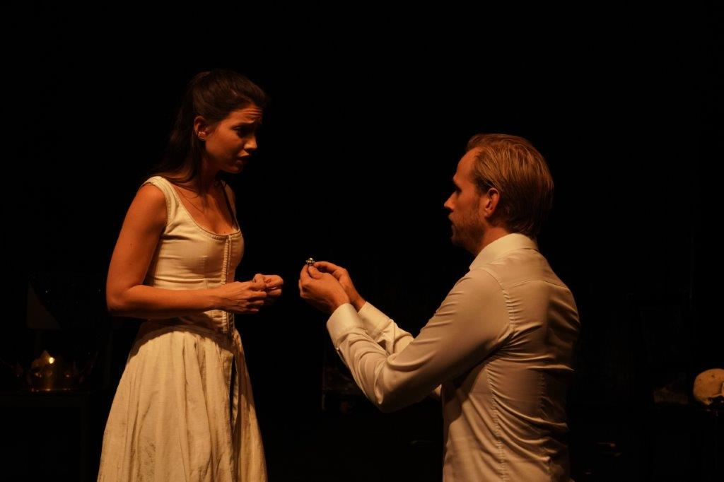 Ophelie & Hamlet
