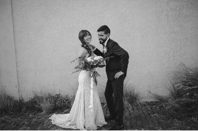 Sarah and Matt -