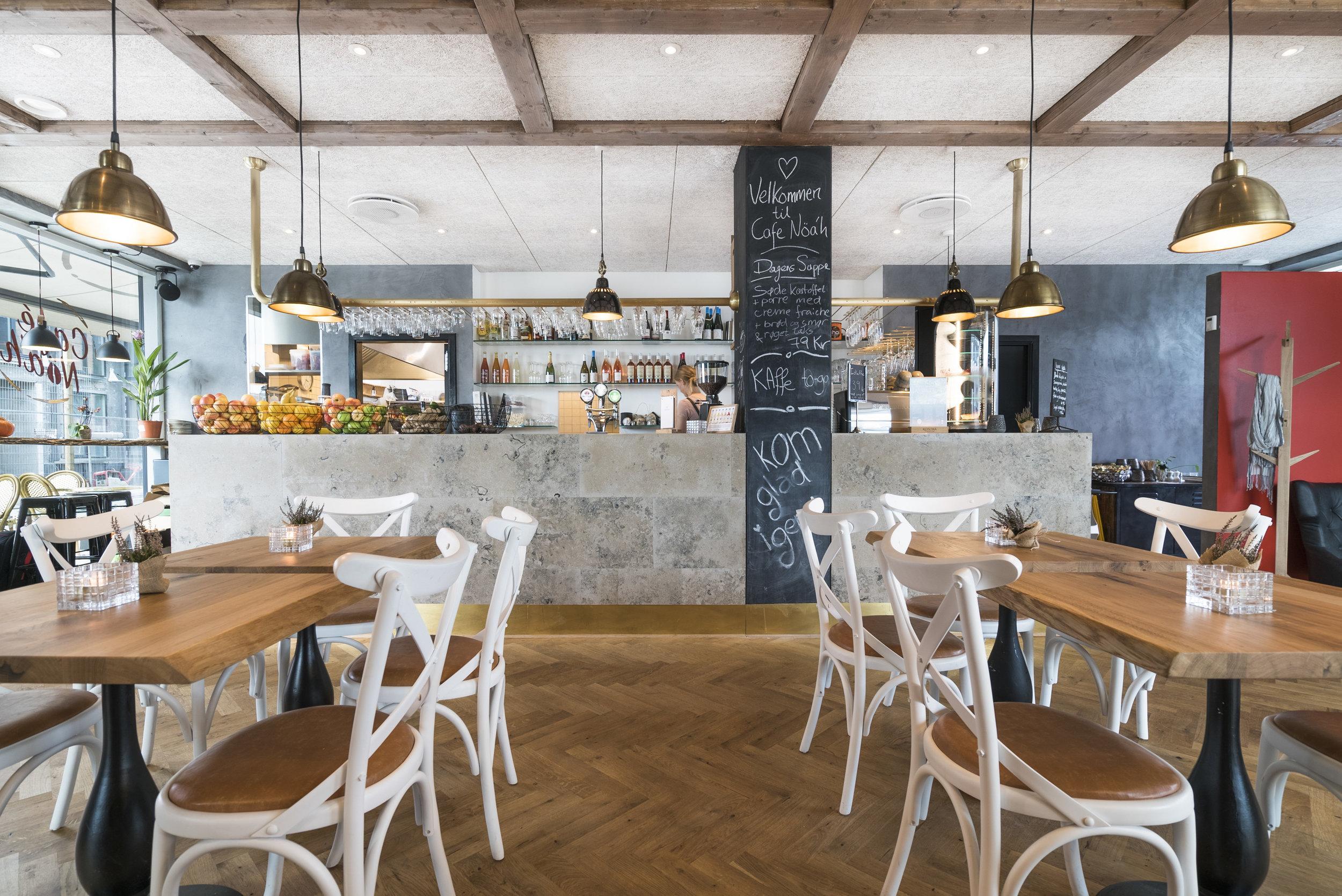 Café Nöa'h Islands Brygge