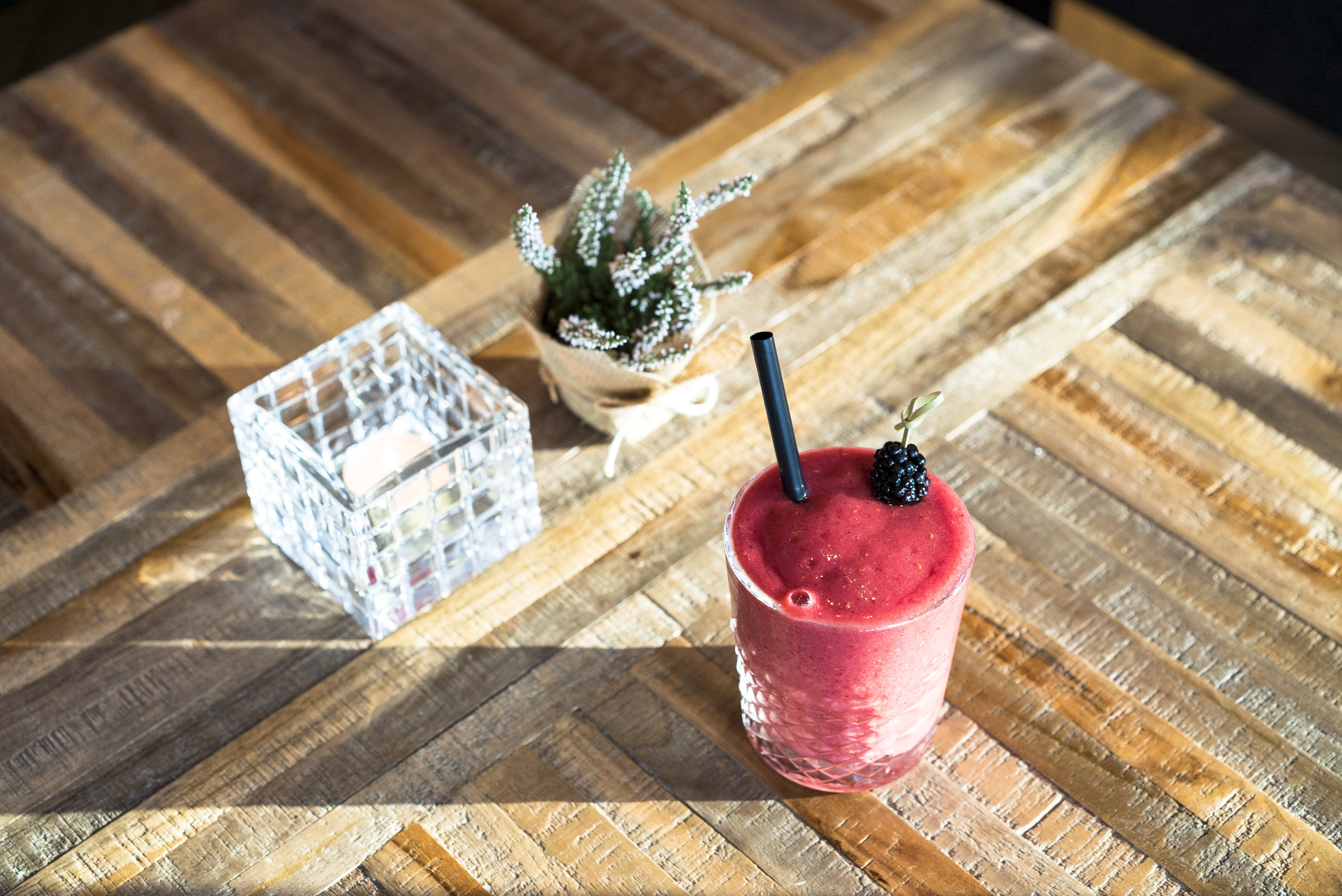 Café Nöa'h smoothie