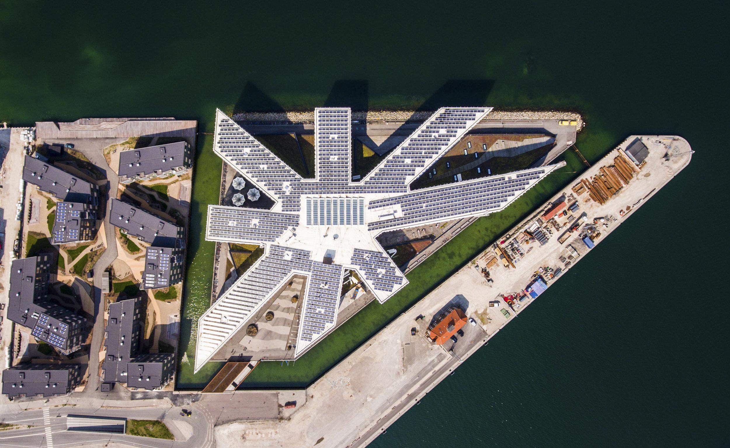 Copenhagen UN headquarter