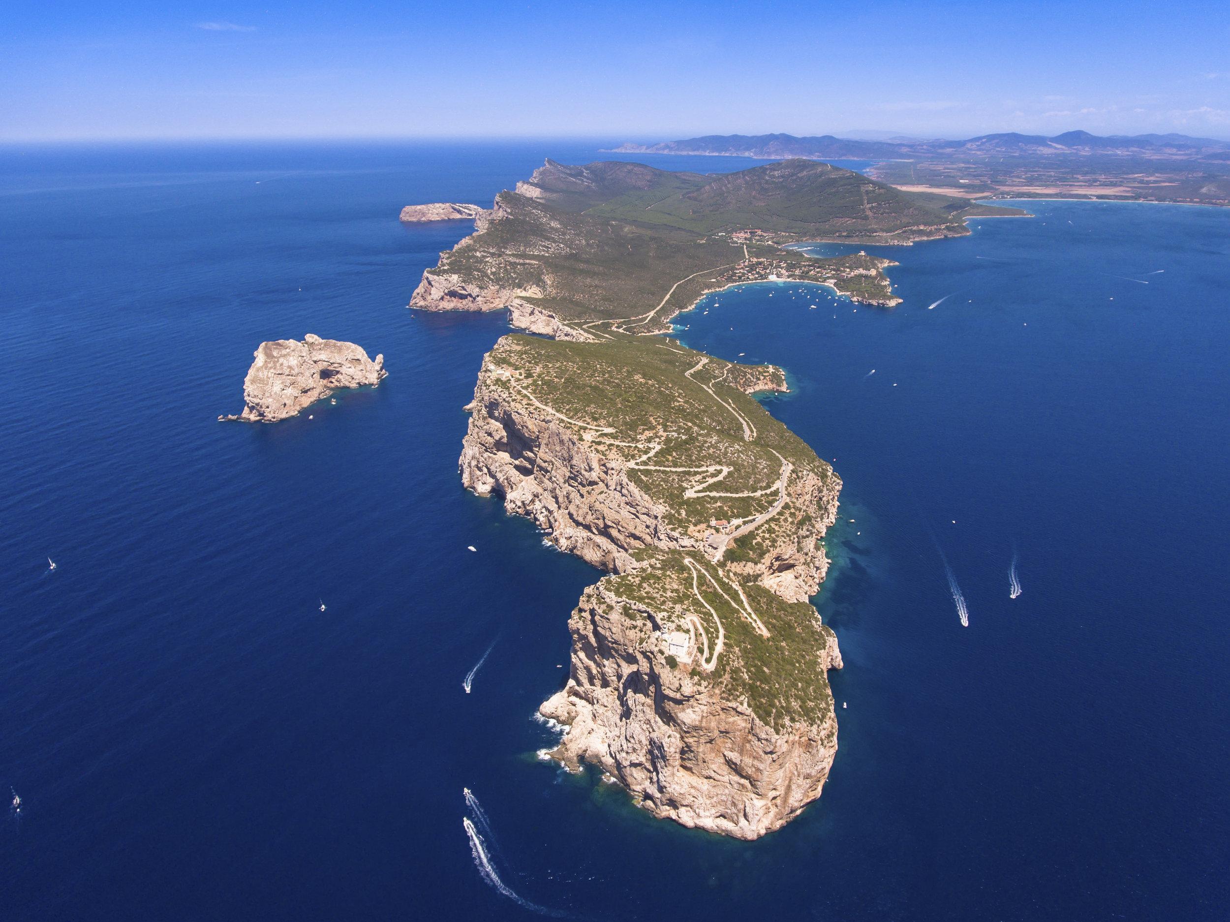 Capo Caccia - Sardinia