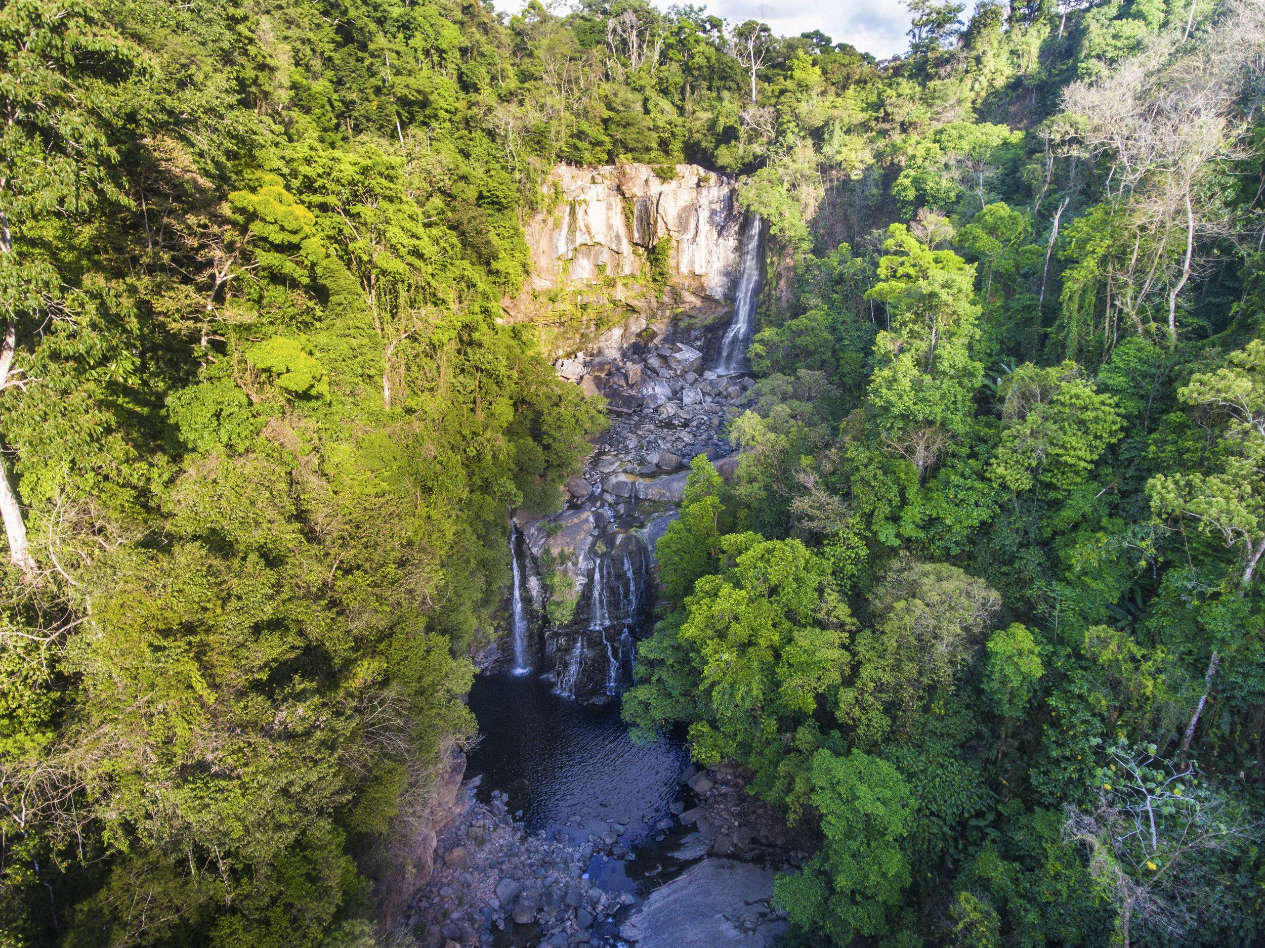 Nauyaca Waterfalls - Costa Rica