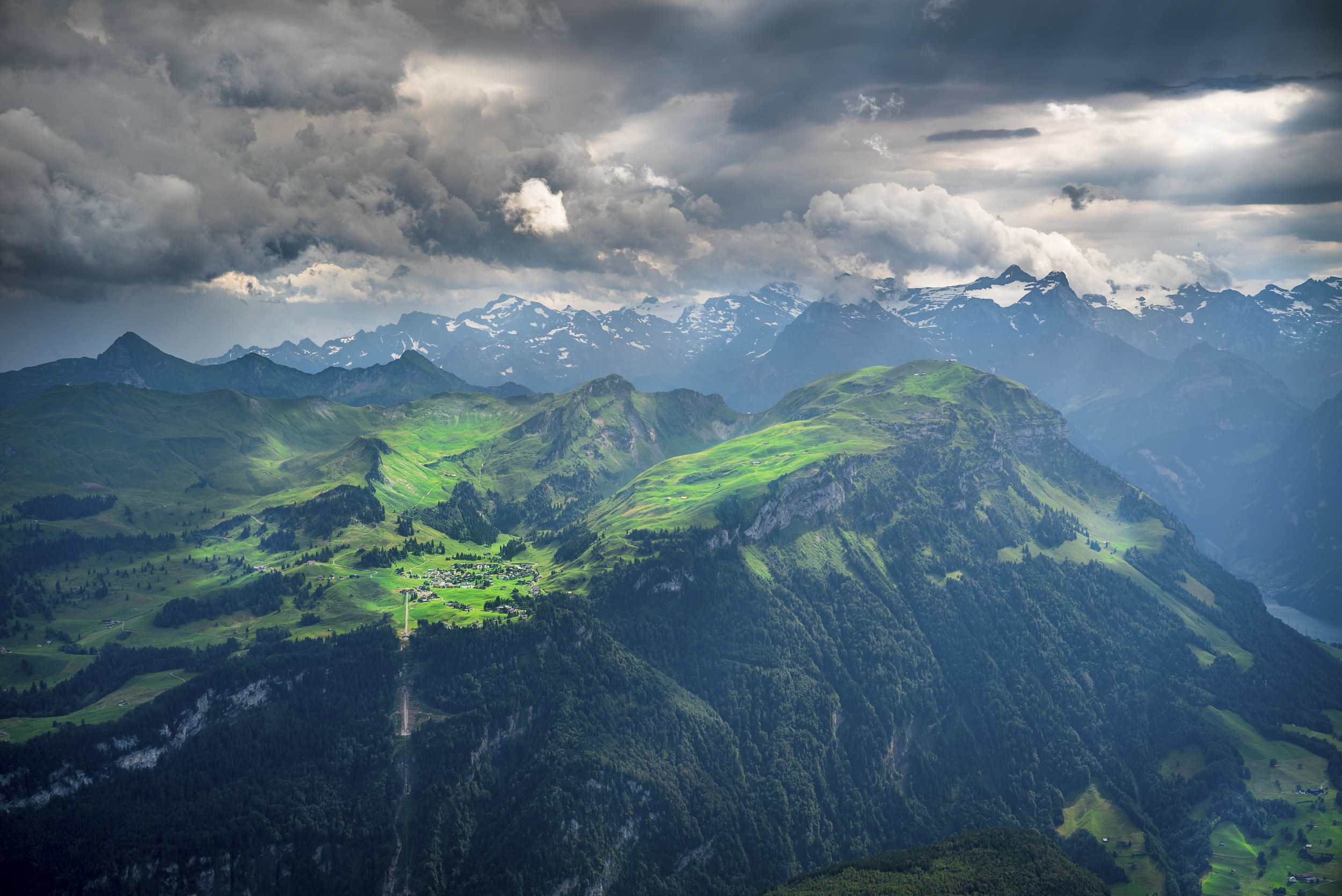 Stoos in Morschach - Switzerland