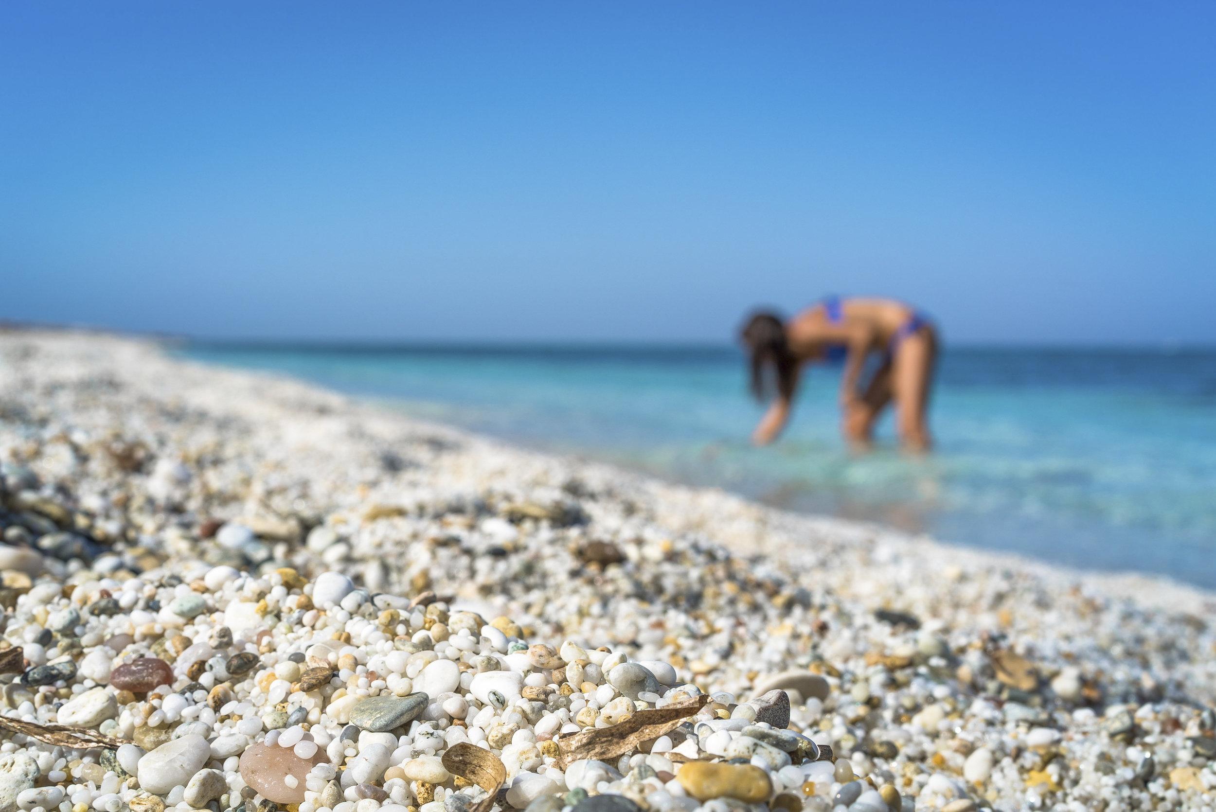 Arutas beach - Sardinia