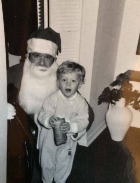Santa, aka Dad,