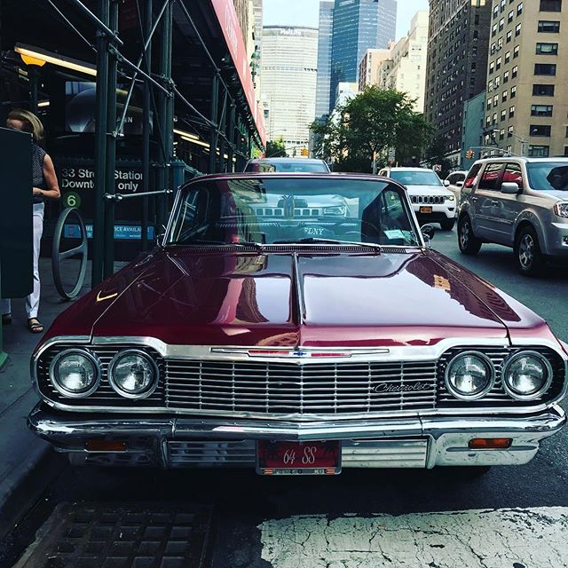 #64impala #impala #chevy #ss #parkavenue #openroad #openroadfoundation