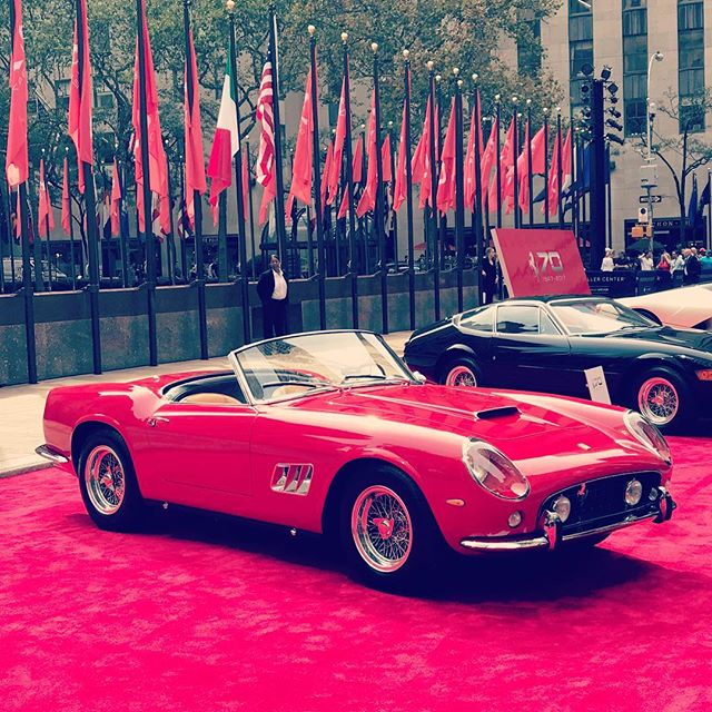 #ferrari70nyc #contest