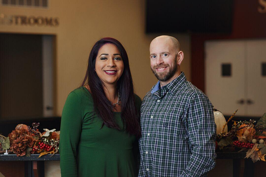 Pathway to Purpose Pastors  Brock & Jocelyne Cox