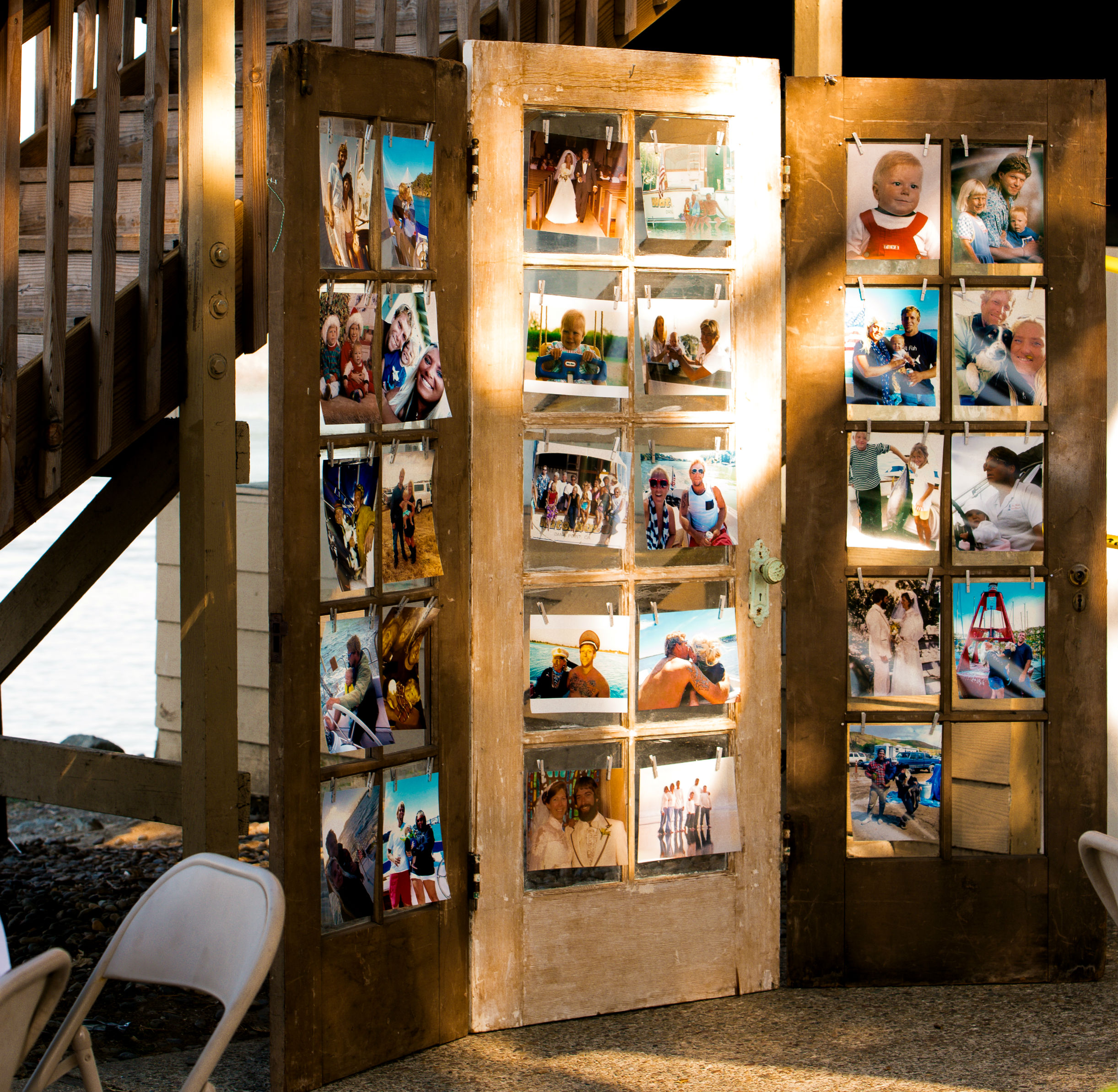 Lowe Wedding Photo Display .jpg