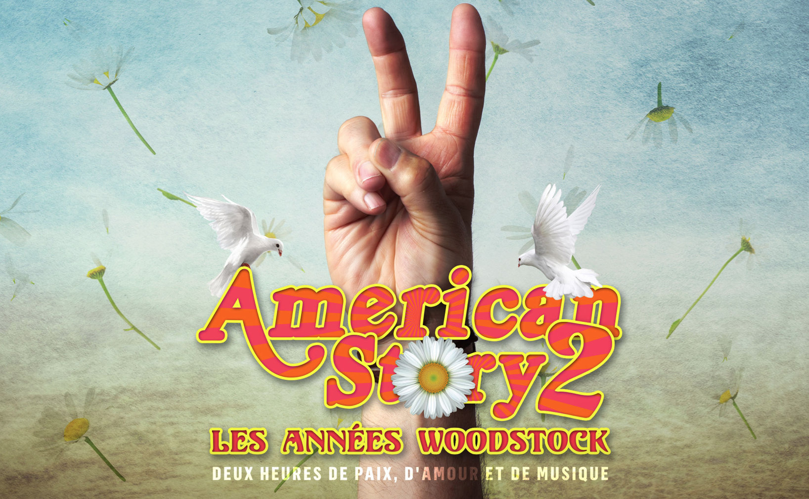 American Story 2 : les Années Woodstock