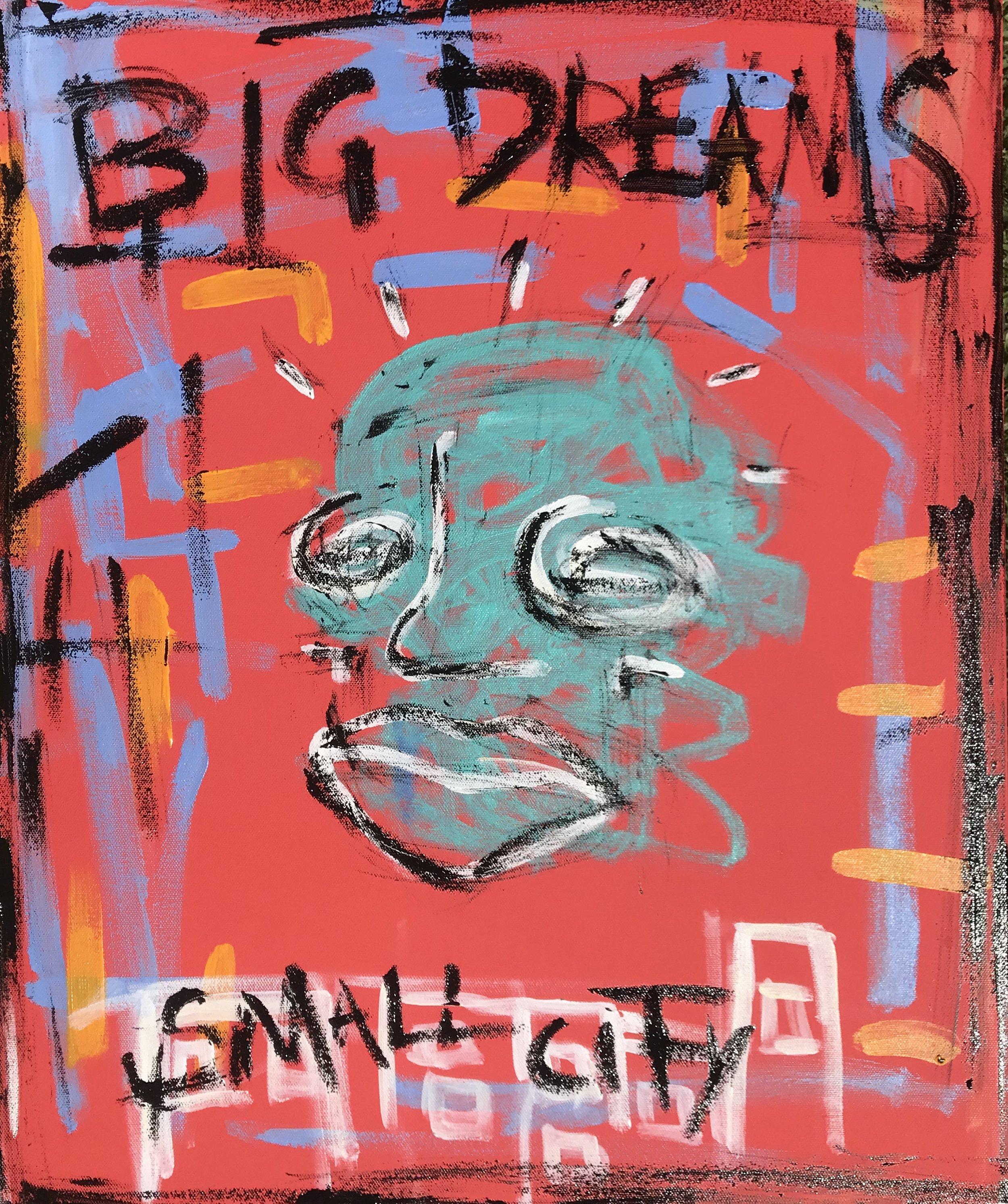 Big Dreams canvas piece.JPG