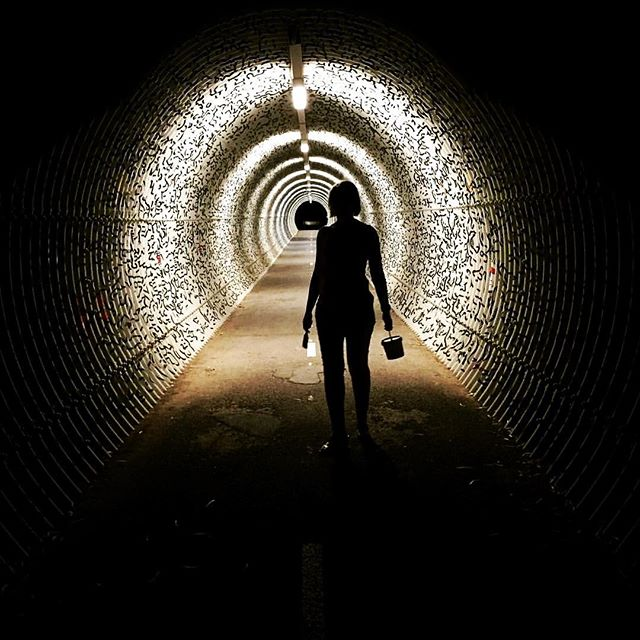 The Littlehampton tunnel project.
