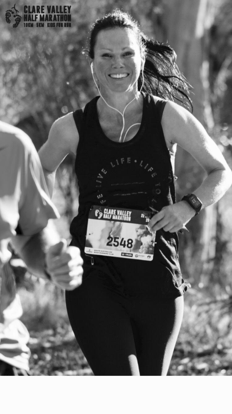 Pic Courtesy: Clare Valley half marathon.
