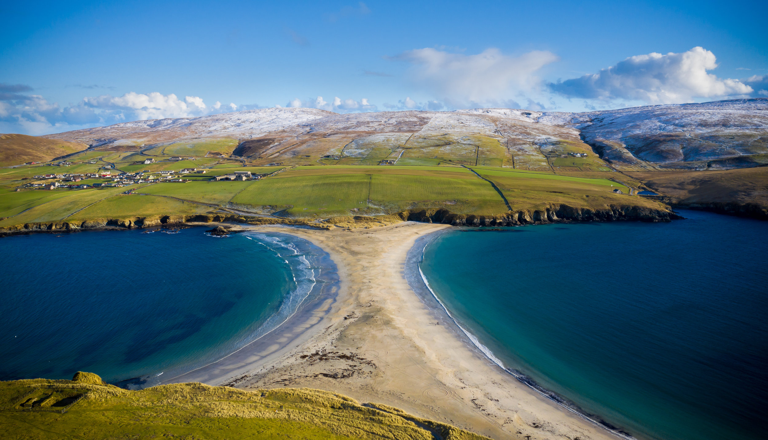 St Ninians Isle