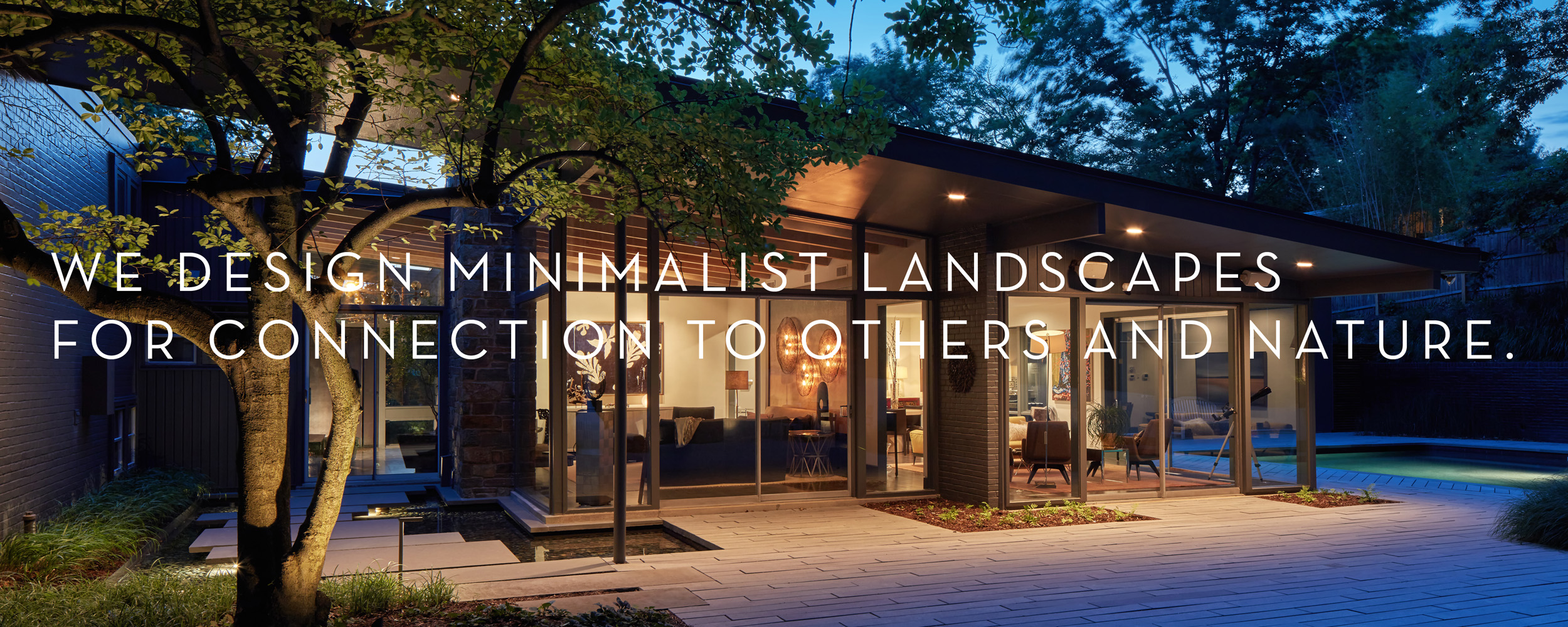 Landscape architecture and design projects by LOCH Collective
