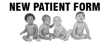 New Patient Registration & History Forms -