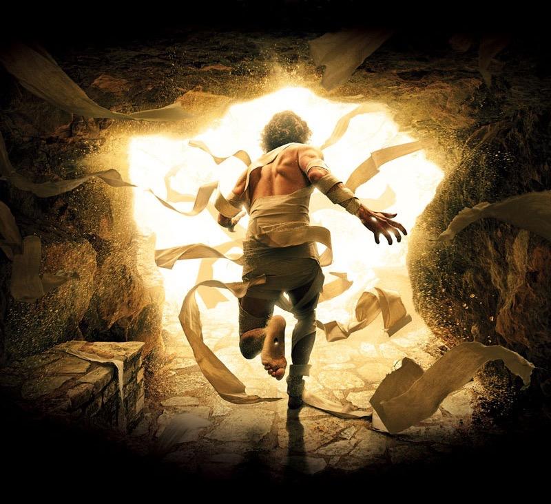 "The God-Man, Jesus, said, ""I am the resurrection and the life"" (John 11:25a)."