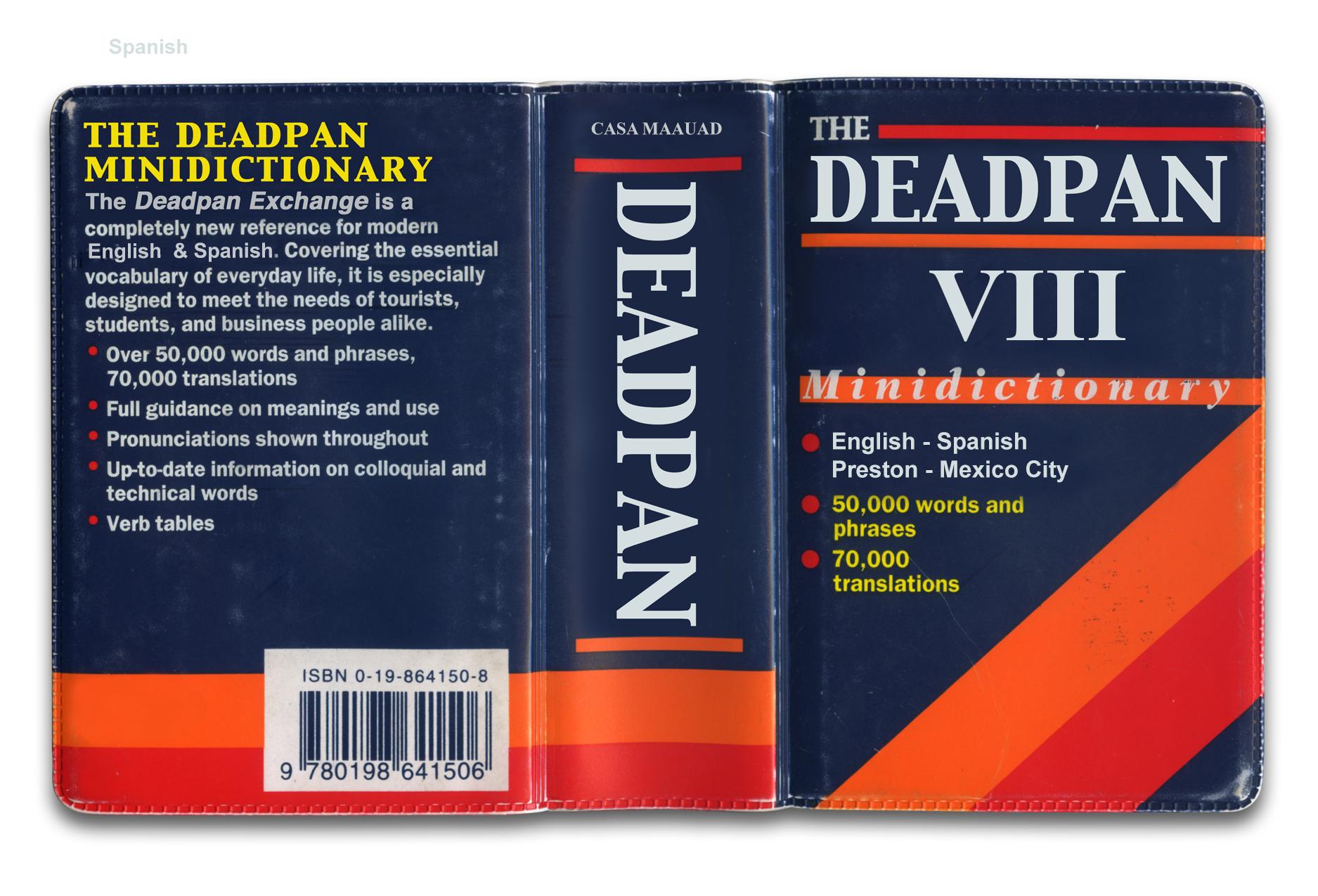 Victoria Lucas - The Deadpan Exchange VIII