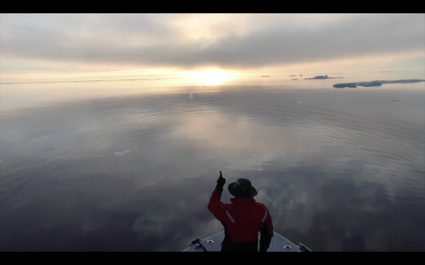 """The search continues... - """" The Northwest Passage""""  Film"""
