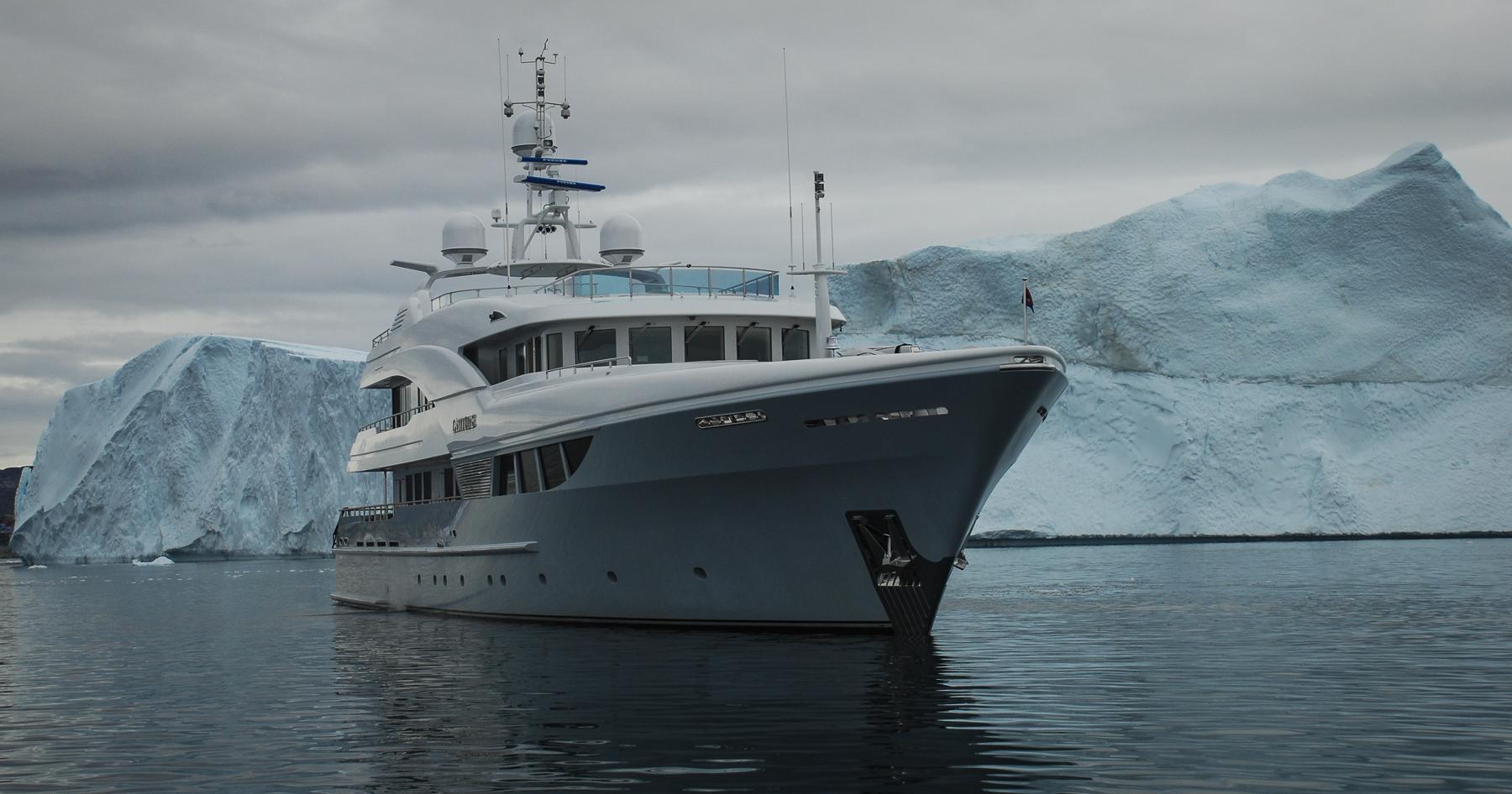 LATITUDE - The Northwest Passage & Svalbard
