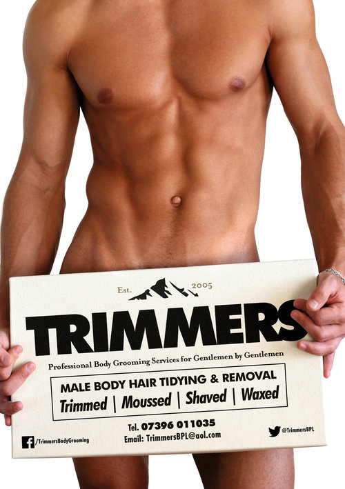Trimmers: Gentleman's Body Grooming — Pyjama Media