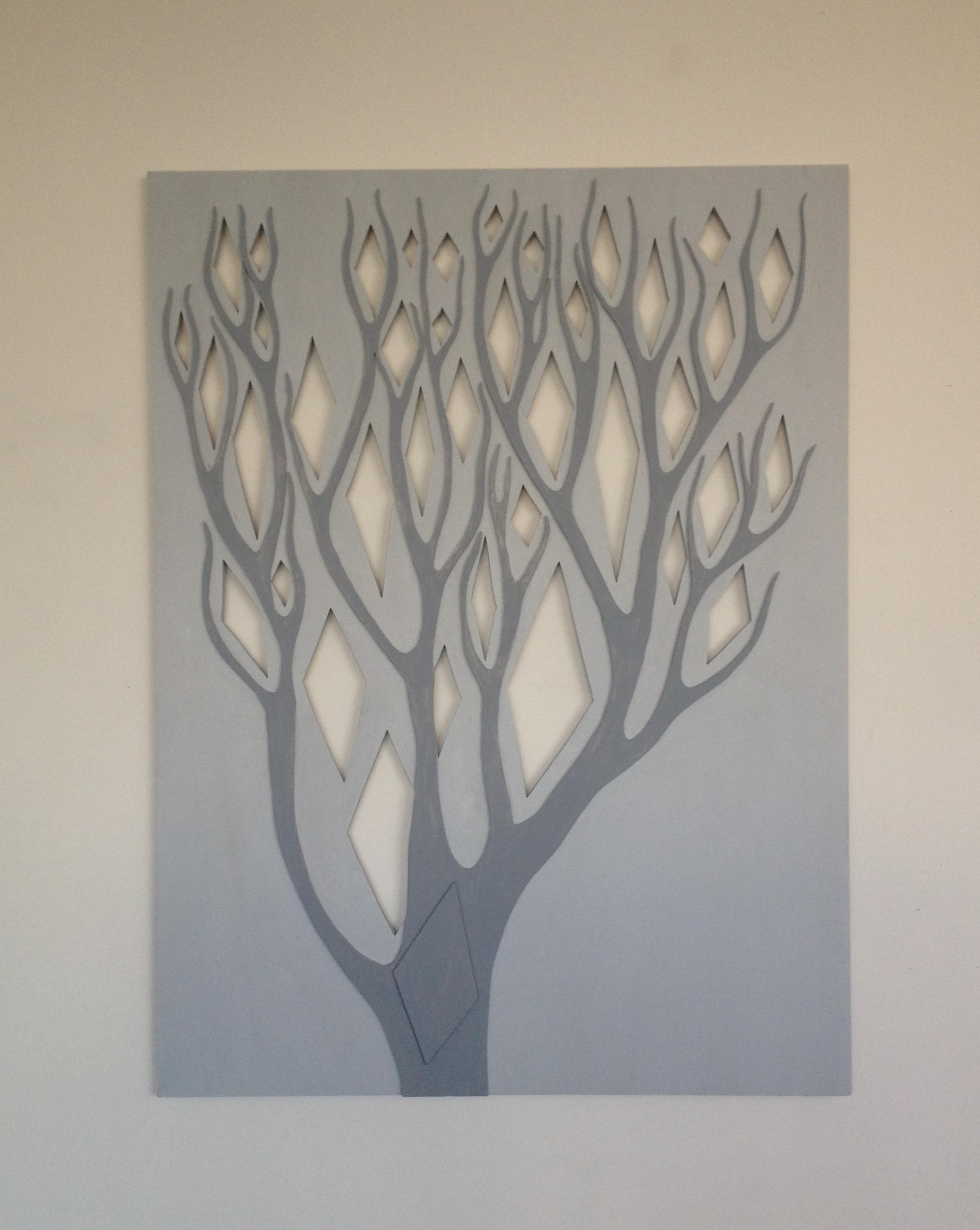 Tree #2 (Winter)