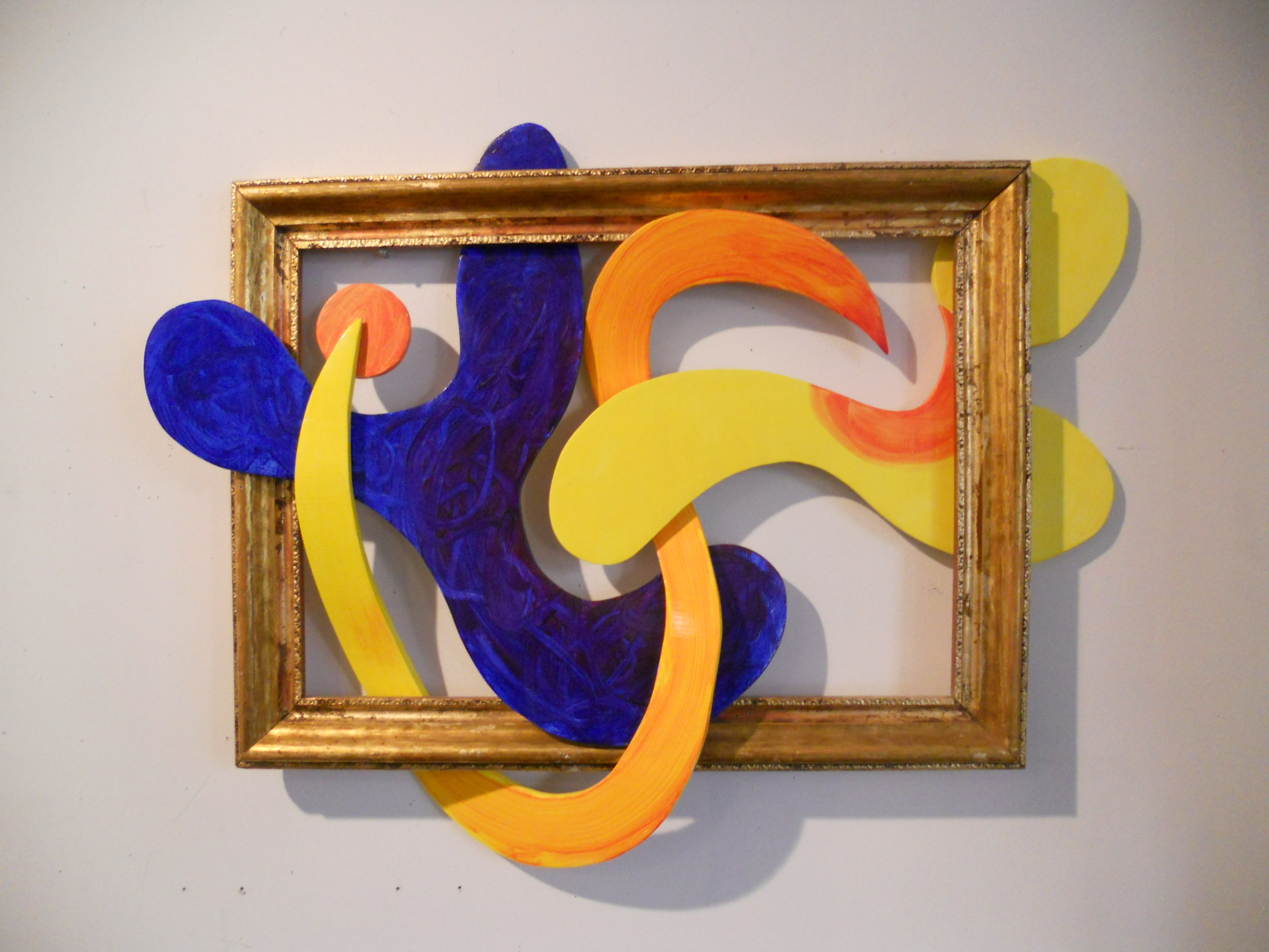 Composition With Frame