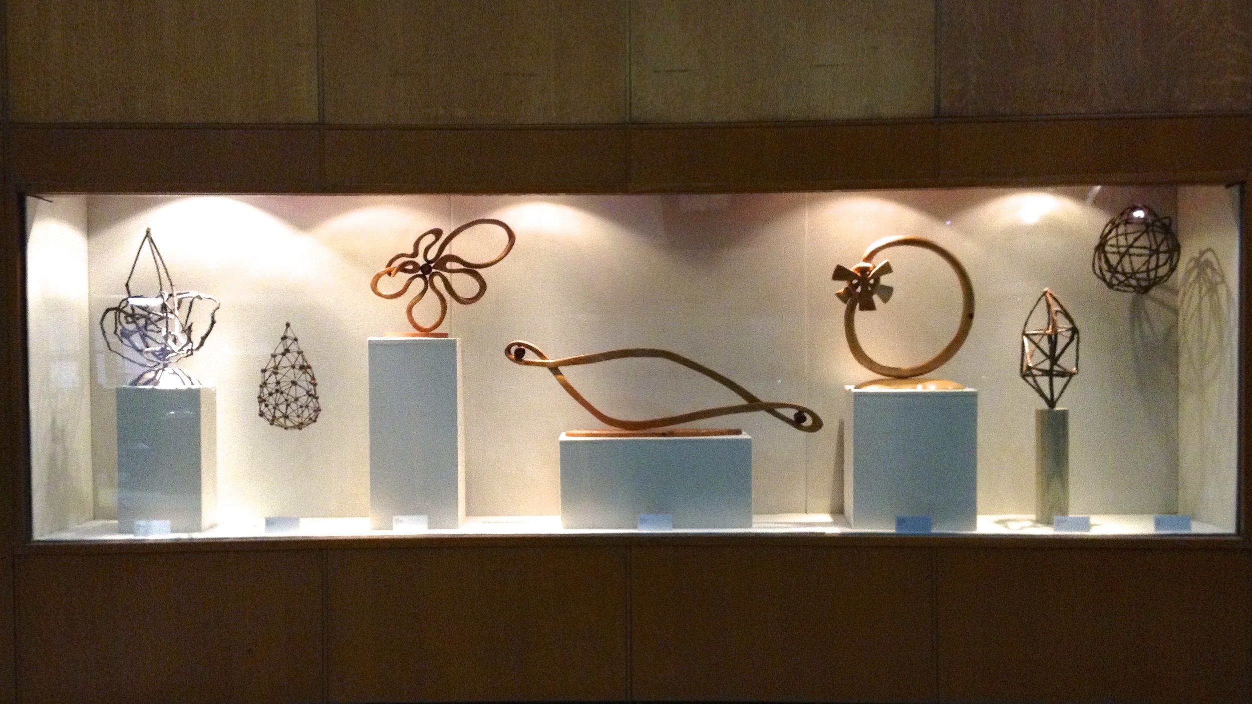 Sculpture: Brooklyn Public Library