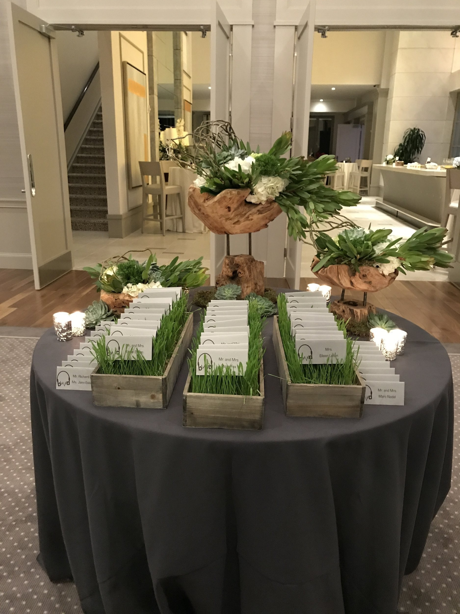 Dobriner Bar Mitzvah - Escort Card Table.jpg