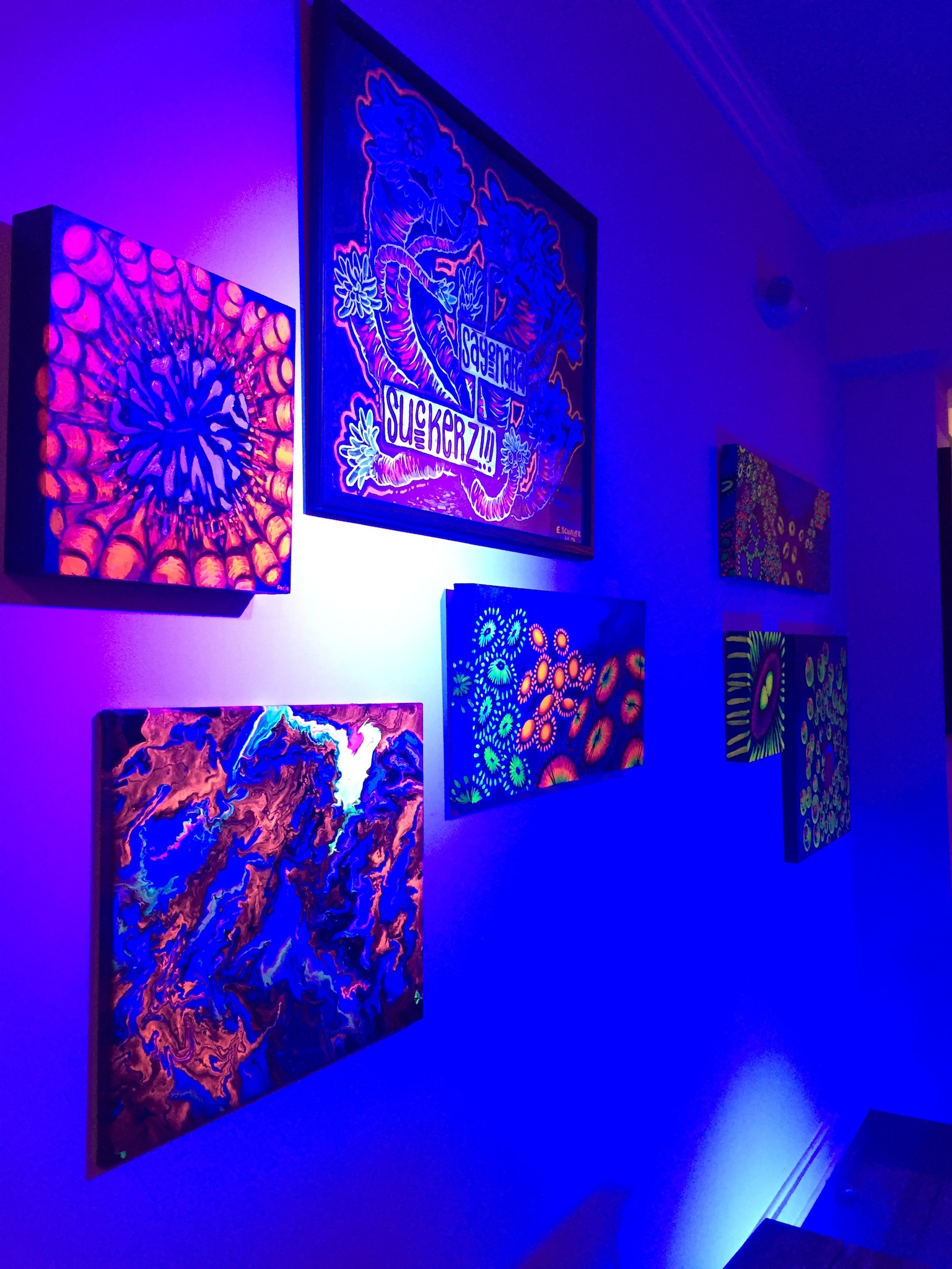 Opening at Credabel Coral Lab and Gallery