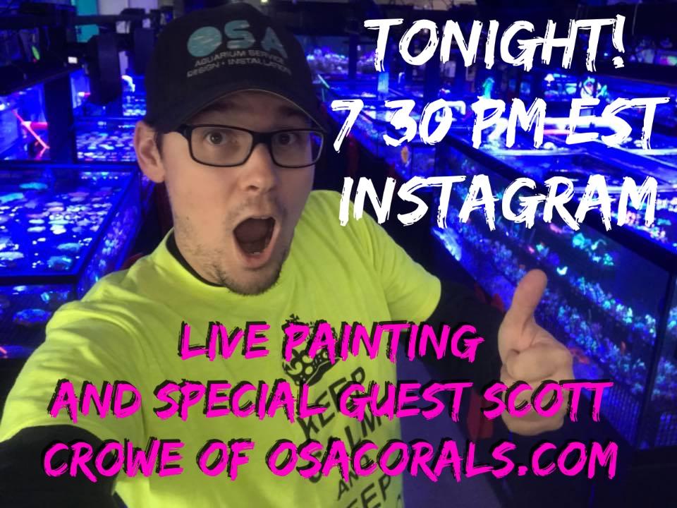 ReefWeeds LIVE adds special guests!