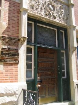 1721 Pine Street in Philadelphia