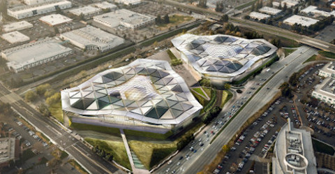 NVIDIA HQ - $300M BUDGET // TO BE COMPLETED 2017